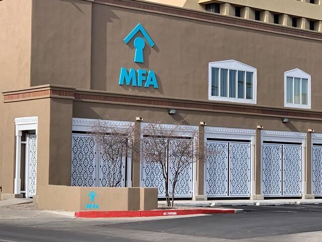 MFA new office