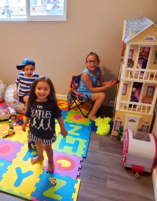 Anna Castillo's Children