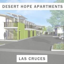 Desert Hope Apartments in Las Cruces