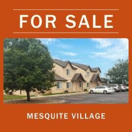 Mesquite Village rendering